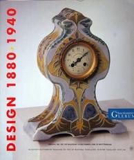 Design 1880-1940