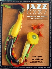 Jazz Cooks,portaits and recipes of the greats