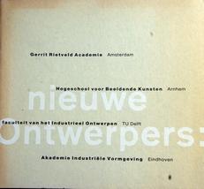 Nieuwe ontwerpers,een greep uit het afstudeerwerk 1988