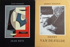 47 monografieen over Belgische kunstenaars