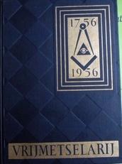 Vrijmetselarij  1756-1956