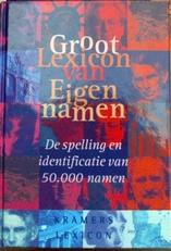 Groot Lexicon van Eigennamen (50.000)