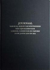Journaal, Baron van Westreenen