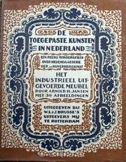 Het Industrieel uitgevoerde Meubel (toegepaste kunsten)