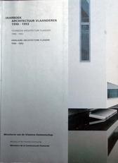 Jaarboek Architectuur Vlaanderen 1990-1993