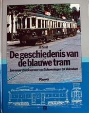 De geschiedenis van de blauwe tram