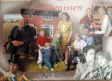 Gelijkenissen,portretten van Kik Zeiler