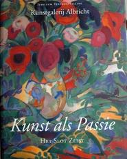 Kunst als Passie,jubileum tentoonstelling
