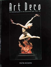 Art Deco ,an illustrated guide 1920-1940.