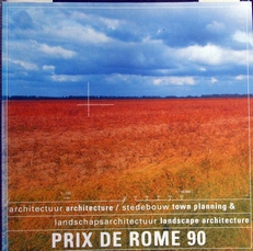 Prix de Rome ,Architectuur,Stedebouw