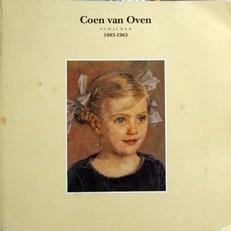 Coen van Oven , schilder 1883-1963