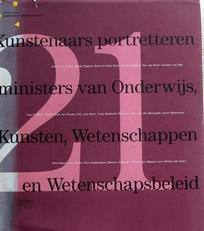 Kunstenaars portretten van ministers van OK&W.