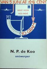 N.P. de Koo , ontwerper