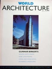 World Architecture no 36