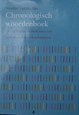 Chronologisch Woordenboek. (ouderdom en herkomst)