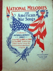 National Melodies and American War Songs