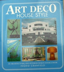 Art Deco House Style,design source book