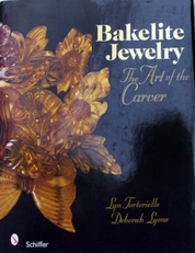 Bakelite Jewelry,the Art of the Carver