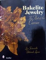 Bakelite Jewelry,the Art of the Carver