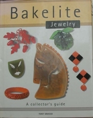 Bakelite jewelry,a collector's guide.