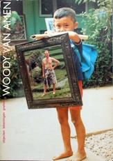 Woody van Amen,objecten,tekeningen,grafiek