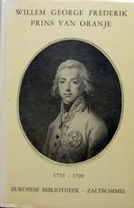 Willem George Frederik prins van Oranje
