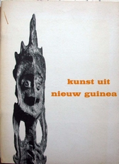 Kunst uit Nieuw Guinea