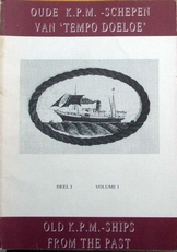 Oude K.P.M. schepen van 'tempo doeloe' Deel 1 t/m 4