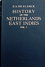 History of the Netherlands East Indies 2 volumes