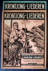 Krontjong-Liederen band 1 en band 2