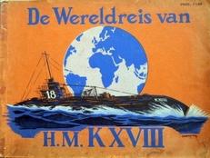 De wereldreis van H.M. KXVIII