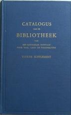Catalogus van de bibliotheek van Kon.Inst. Taal ,Land etc.