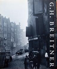 G.H.Breitner ,fotograaf en schilder v.h. A'dams Stadsgezicht