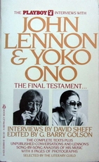 John Lennon & Yoko Ono,the final testament