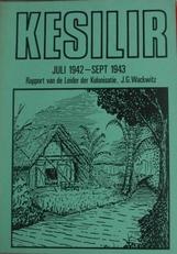 Kesilir ,juli '42-sept.'43,rapport v.d.leider kolonisatie.