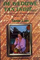 De weduwe van Indie... liedjes en  teksten (tante Lien)