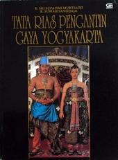 Tata Rias Pengantin Gaya Yogyakarta.