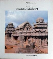 Oriental Architecture ,India,Indonesia, Indochina.
