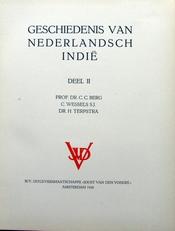 Geschiedenis van Nederlandsch Indie.