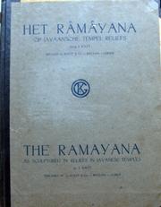 Het Ramayana op Javaansche Tempel Reliefs.