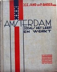 Amsterdam zooals het leeft en werkt.