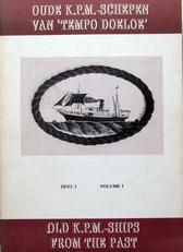 Oude K.P.M. schepen van