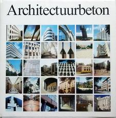 Architectuurbeton.