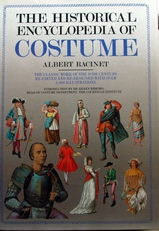 The hisrorical encyclopedia of costume.