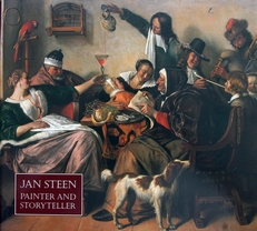 Jan Steen,painter and storyteller.
