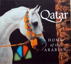 Qatar,home of the Arabian (Arabian horses).