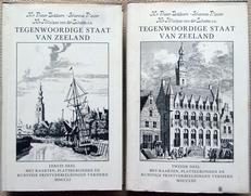 Tegenwoordige staat van Zeeland.