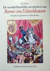 De wonderbaarlijke avonturen van Baron von Munchhausen.