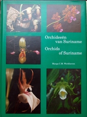 Orchideeen van Suriname,Orchids of S.