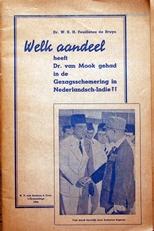 Welk aandeel heeft Dr.van Mook gehad.
